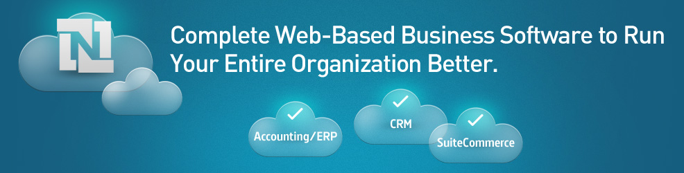 Sererra NetSuite Web-Based Software