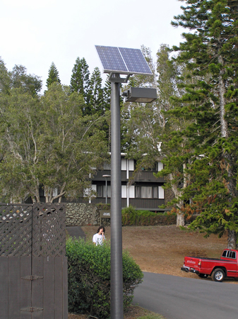 Solar Street Light Proposal
