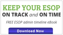 ESOP administration timeline eBook CTA