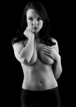 rabecca_b&w_front_covering_breast_for_250