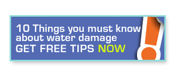 10 things you must know about water damage. Get free tips now.