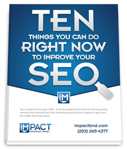 Ten things you can do right now to improve your SEO