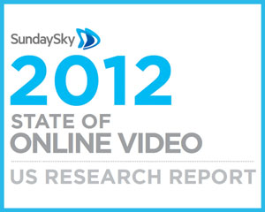 2012 State of Online Video Report