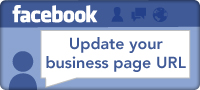 Update your business page URL