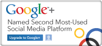 Google Plus Named Second Most-Used Social Media Platform