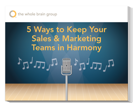 Keep Your Sales And Marketing Teams In Harmony