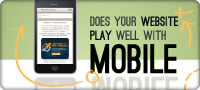 Does your website play well with mobile