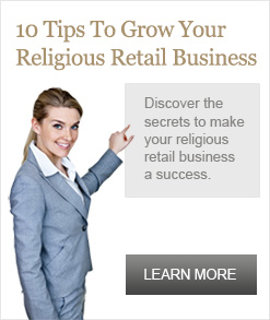 10 Tips to Grow Your Religious Retail Business