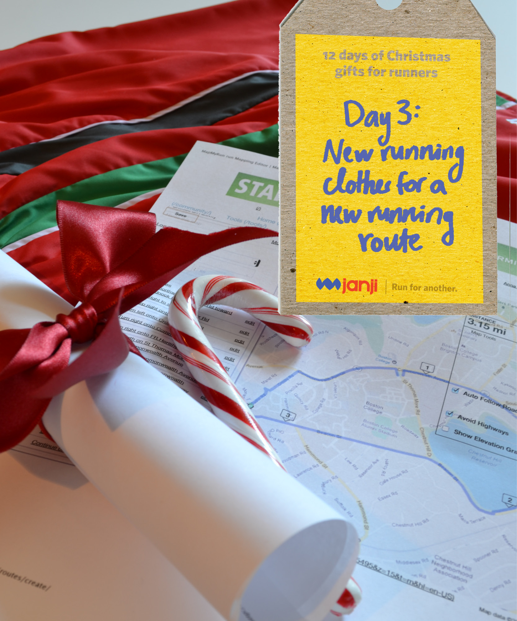 Christmas Gifts For Runners: Gifts For Runners: Day 3