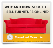 WHY AND HOW SHOULD I SELL FURNITURE ONLINE?
