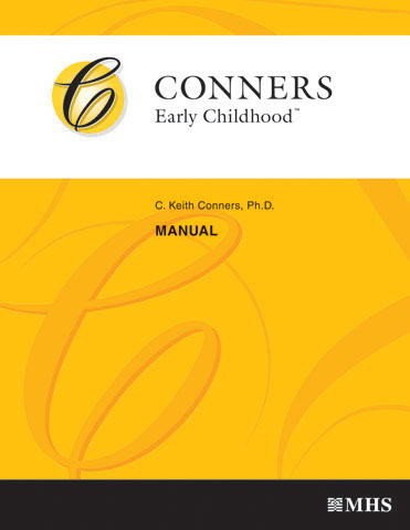 Conners Early Childhood - Conners EC