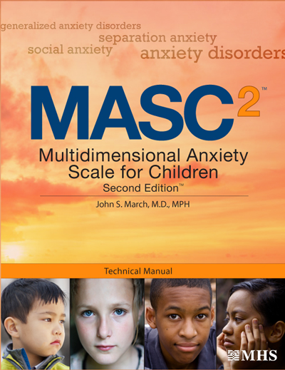 Multidimensional Anxiety Scale for Children 2nd Edition - MASC 2