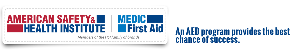 MEDIC First Aid, ASHI, We Make Learning to Save Lives Easy.