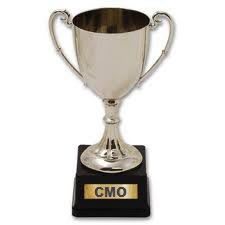 CMO Saved Year For Sales Award