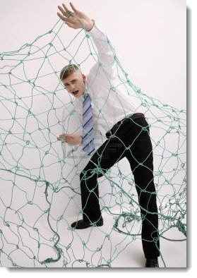 sales success trapped sales leader