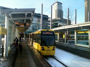 Social media abuse was regularly hurled at TFGM over Metrolink's performance.
