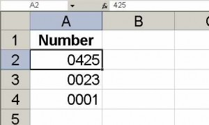 Leading zeros in Excel - keep 'em safe!