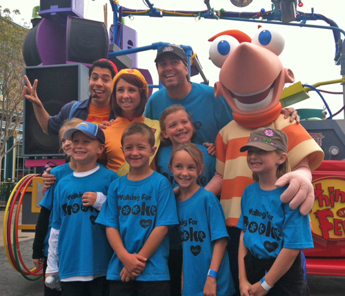 Winspire Kids Walk for CHOC
