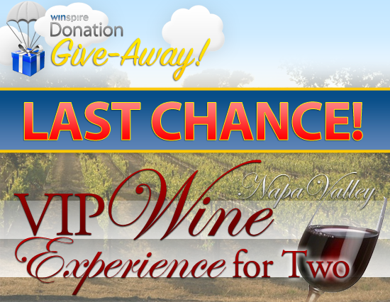 LAST CHANCE to start following Winspire