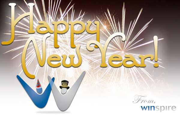 Winspire Wishes You A Happy New Year