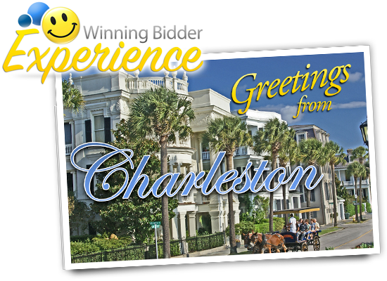 Winning Bidder Experience - Charleston, South Carolina