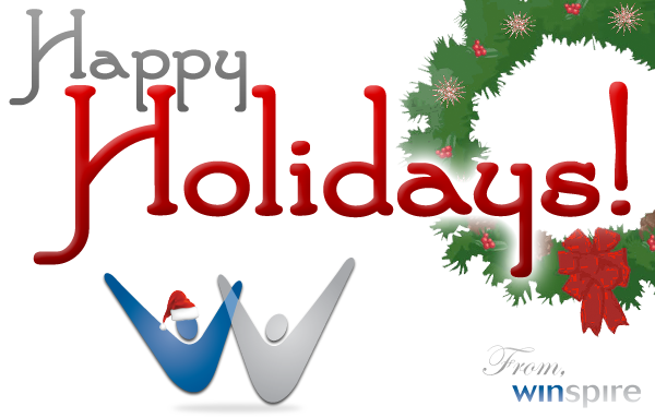 Happy Holidays from Winspire