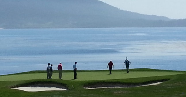 18th pebble