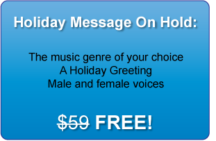 free-holiday-message-on-hold