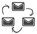 lead nurturing envelopes
