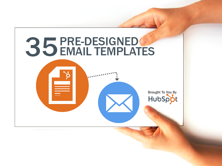 35 Free Pre Designed Email Templates
