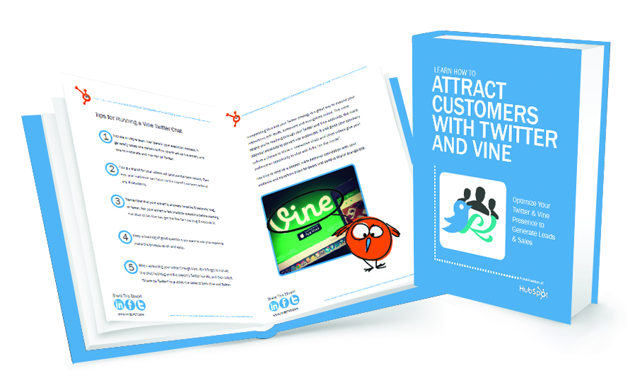 Attracting Customers Ebook