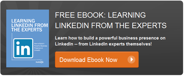 learning linkedin from the experts ebook