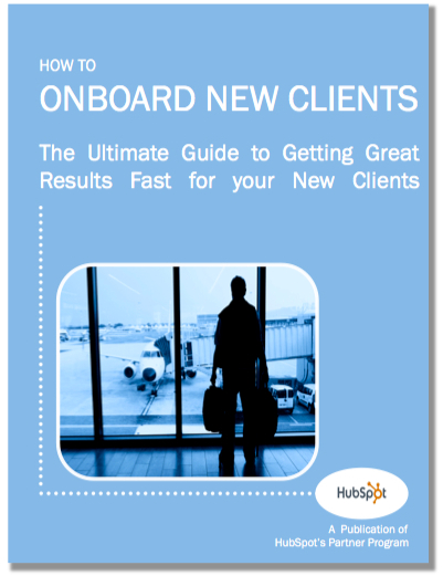 How to OnBoard New Online Marketing Clients