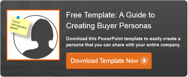 How to use customer service to spruce up your buyer personas persona template toneelgroepblik Image collections