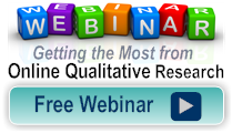 Free Online Qualitative Research Webinar