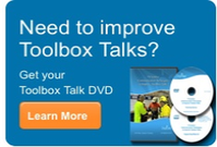 Toolbox talk DVD