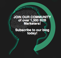 JOIN OUR COMMUNITYof over 1,300 B2B MarketersSubscribe to our blog!