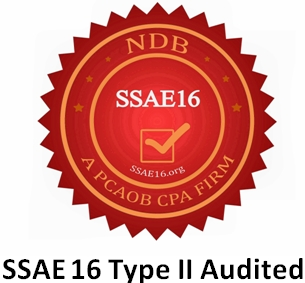 SSAE 16 Type II audiuted
