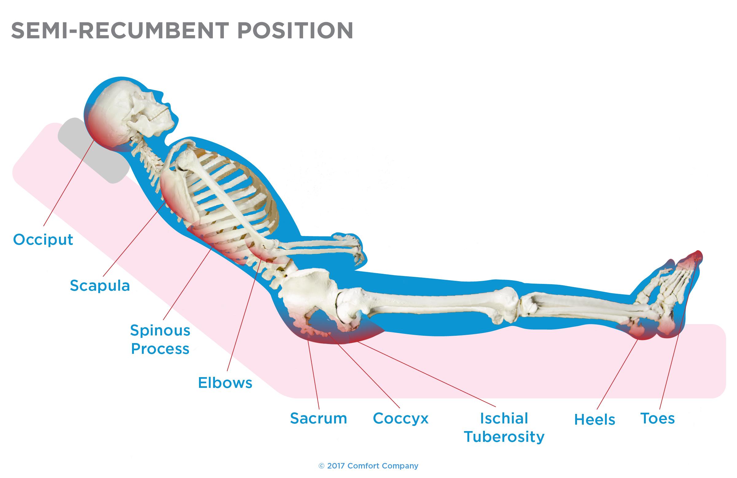 Passive leg raise - Wikipedia |Semi Recumbent Position