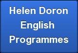 Helen Doron</br>English </br>Programmes